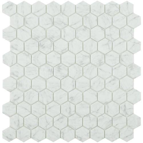 Carrara Grey Hexti