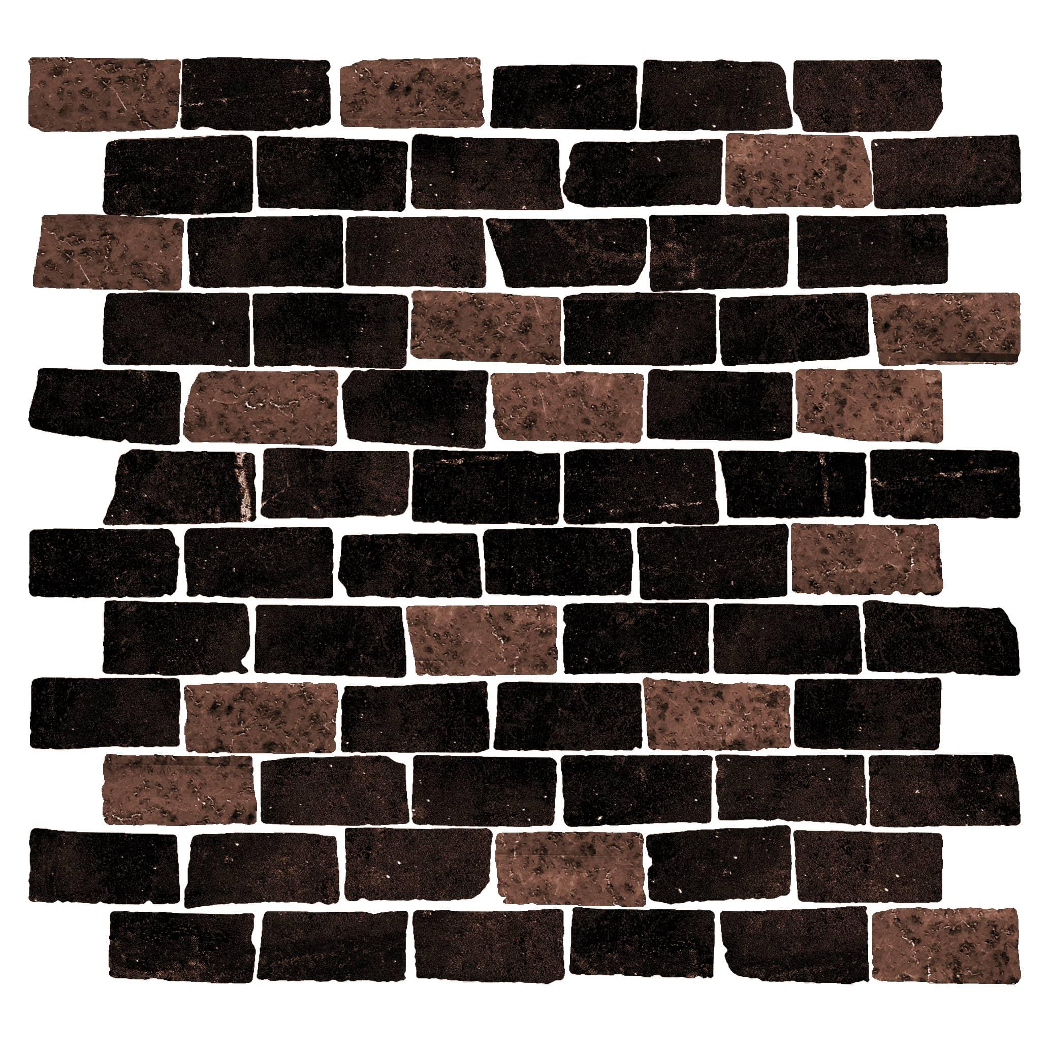 Black Gold Mosaic