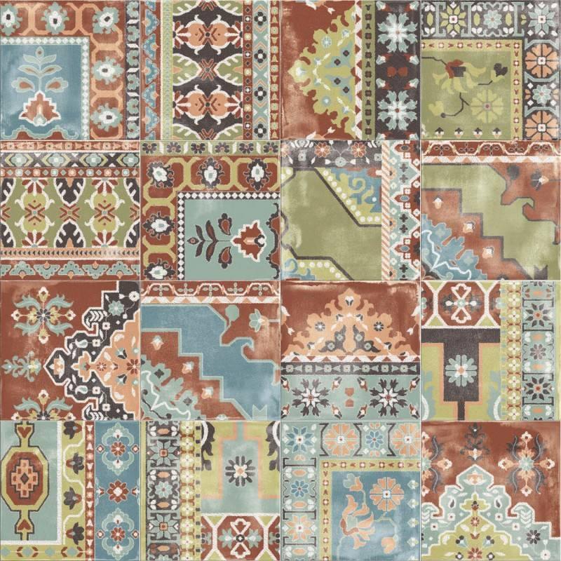 Carpet Mix Multicolor